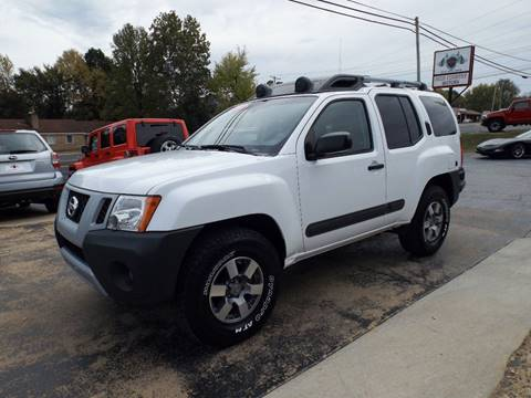 2012 Nissan Xterra for sale in Mountain Home, AR