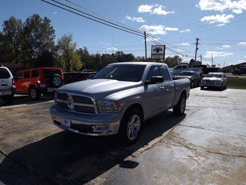 Ram ram pickup for sale in mountain home ar for High country motors mountain home ar