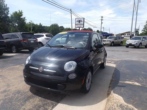2013 FIAT 500c for sale in Mountain Home, AR