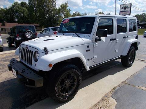 Jeep Wrangler Unlimited For Sale in Mountain Home, AR - Carsforsale.com®