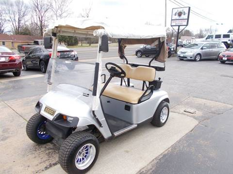 2004 E-Z-GO Golf Cart