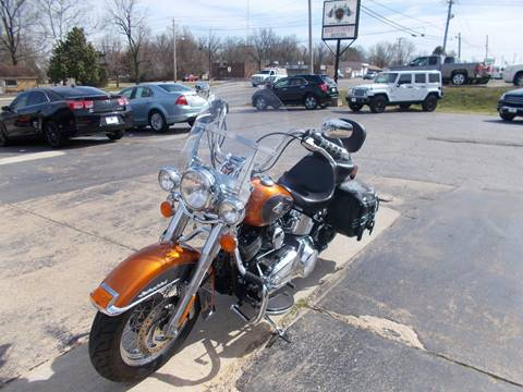 2015 Harley-Davidson Softail Classic for sale in Mountain Home, AR