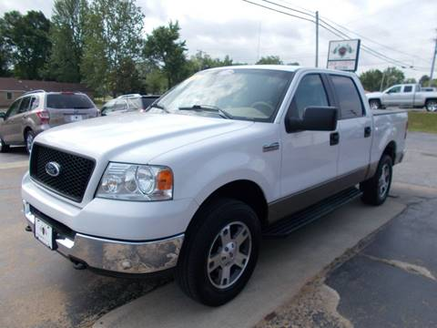 2005 Ford F-150 for sale in Mountain Home, AR