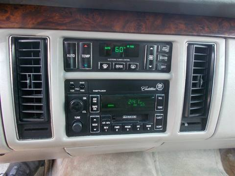 1996 Cadillac Deville Professional