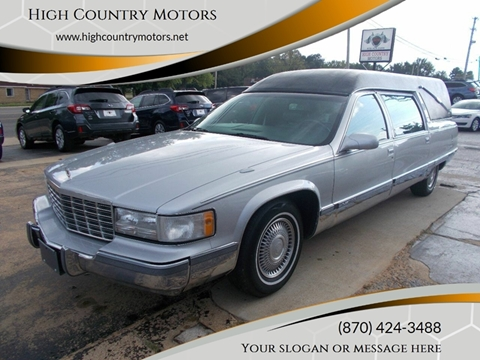 1996 Cadillac Deville Professional for sale in Mountain Home, AR