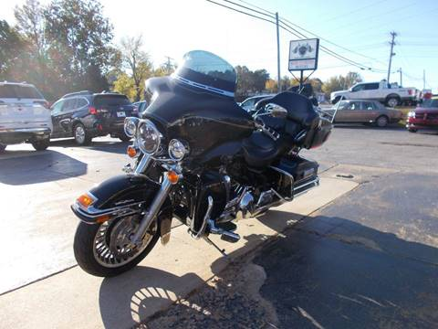 2009 Harley-Davidson Ultra Clissic for sale in Mountain Home, AR