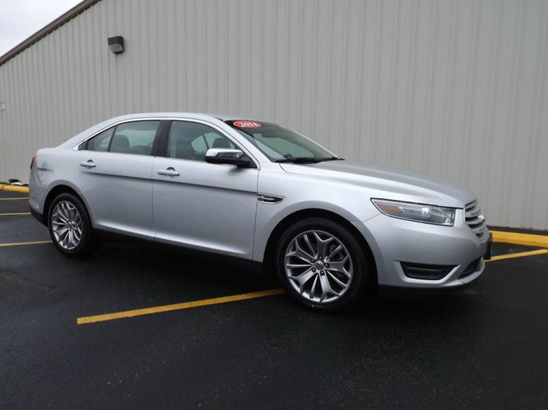 2014 Ford Taurus Limited AWD 4dr Sedan - Mountain Home AR