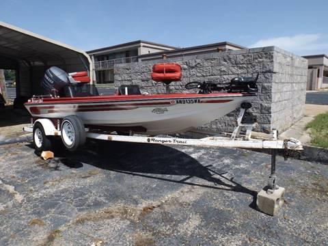 1982 Ranger 325V Bass boat for sale in Mountain Home, AR