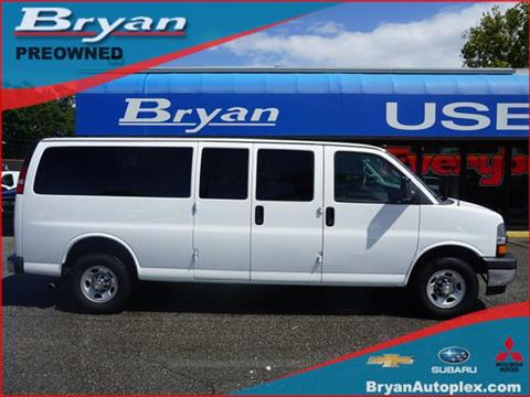 2017 Chevrolet Express Passenger for sale in Metairie, LA