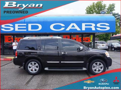 2011 Nissan Armada for sale in Metairie, LA