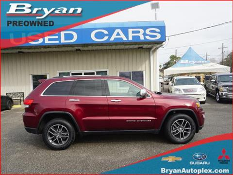 2017 Jeep Grand Cherokee for sale in Metairie, LA
