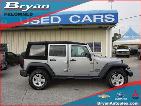 2016 Jeep Wrangler Unlimited for sale in Metairie, LA