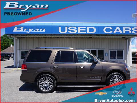 2015 Lincoln Navigator for sale in Metairie, LA