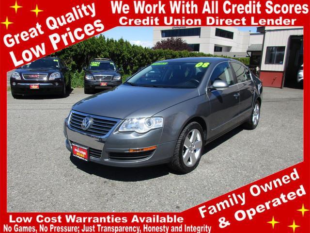 2008 Volkswagen Passat Komfort - Lynnwood WA