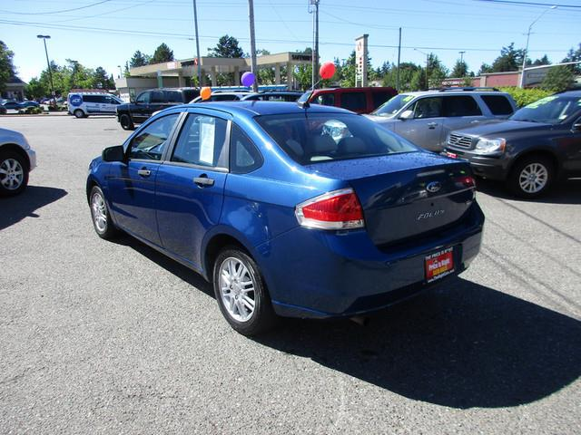 2009 Ford Focus SE 4dr Sedan - Lynnwood WA