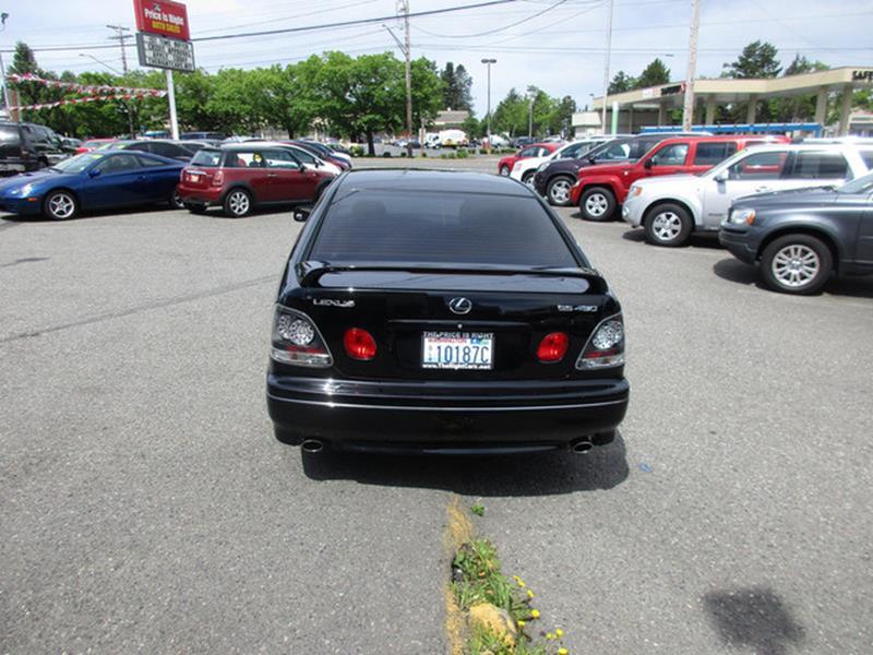 2001 Lexus GS 430 4dr Sedan - Lynnwood WA