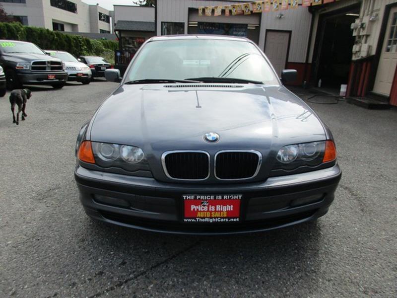 2001 BMW 3 Series  - Lynnwood WA