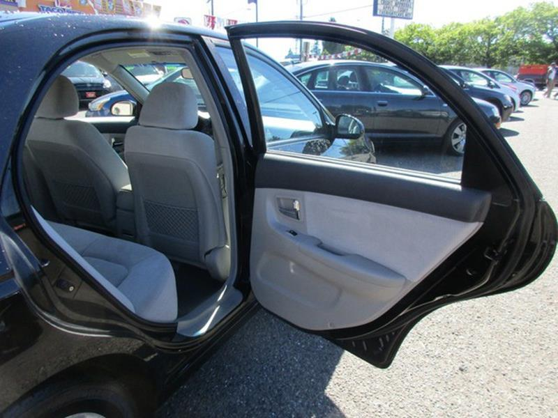 2007 Kia Spectra EX 4dr Sedan (2L I4 4A) - Lynnwood WA
