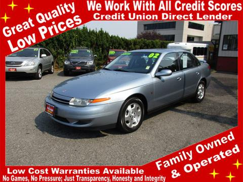 2002 Saturn L-Series for sale in Lynnwood, WA