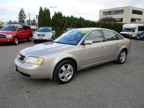 2001 Audi A6 for sale in Lynnwood, WA
