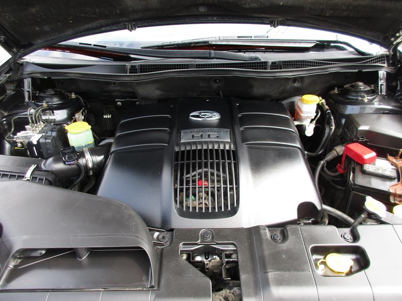 2007 Subaru B9 Tribeca Limited 7 Passenger Wgray Interiornavi In