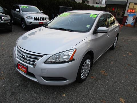 2013 Nissan Sentra for sale in Lynnwood, WA