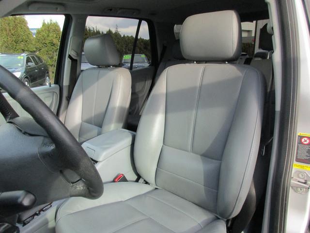 2003 Mercedes-Benz M-Class AWD ML 350 4MATIC 4dr SUV - Lynnwood WA