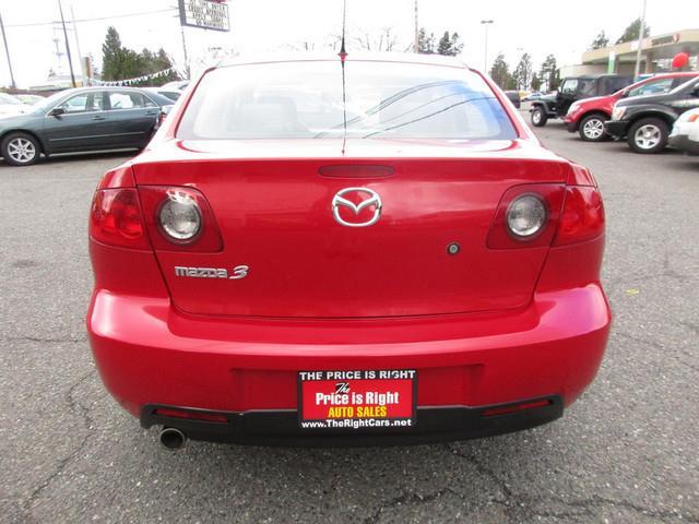 2004 Mazda MAZDA3 i 4dr Sedan - Lynnwood WA
