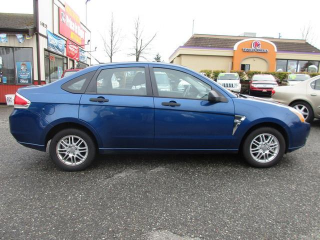 2008 Ford Focus SE 4dr Sedan - Lynnwood WA