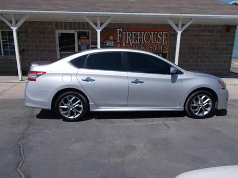 2013 Nissan Sentra for sale in Springville, UT