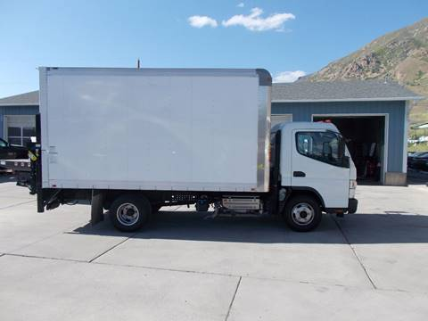 2012 Mitsubishi Fuso for sale in Springville, UT