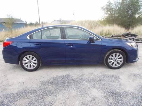 2017 Subaru Legacy for sale in Springville, UT
