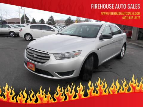 2014 Ford Taurus for sale at Firehouse Auto Sales in Springville UT