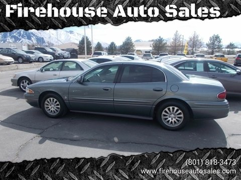 2005 Buick LeSabre for sale at Firehouse Auto Sales in Springville UT