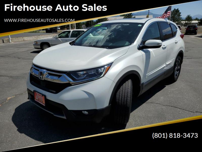 2019 Honda CR-V for sale at Firehouse Auto Sales in Springville UT