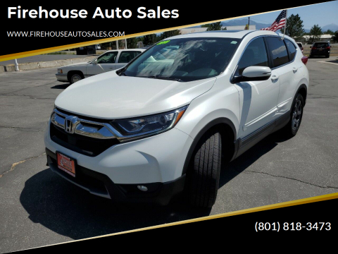 2019 Honda CR-V for sale at Firehouse Auto Sales in Springville UT