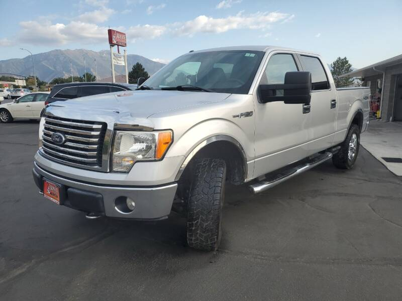 2010 Ford F-150 for sale at Firehouse Auto Sales in Springville UT