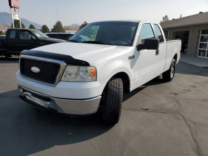 2007 Ford F-150 for sale at Firehouse Auto Sales in Springville UT