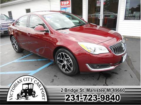 2017 Buick Regal for sale in Manistee, MI