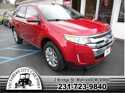 2012 Ford Edge for sale in Manistee, MI