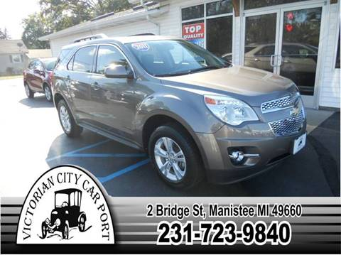2011 Chevrolet Equinox for sale in Manistee, MI