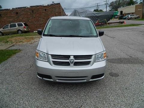 2008 Dodge Grand Caravan for sale at Northstar Autosales in Eastlake OH