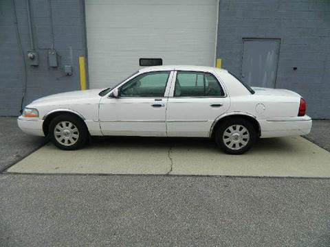 2004 Mercury Grand Marquis for sale at Northstar Autosales in Eastlake OH
