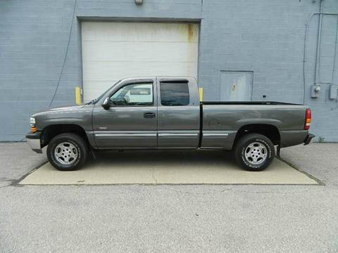 2000 Chevrolet Silverado 1500 for sale at Northstar Autosales in Eastlake OH