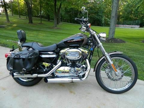 2004 Harley-Davidson Sportster for sale in Eastlake, OH