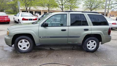 2003 Chevrolet TrailBlazer for sale in Eastlake, OH