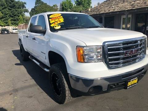 2010 GMC Sierra 2500HD for sale in Modesto, CA