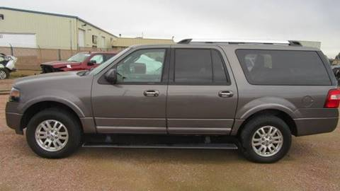 2014 Ford Expedition EL for sale in Tea, SD