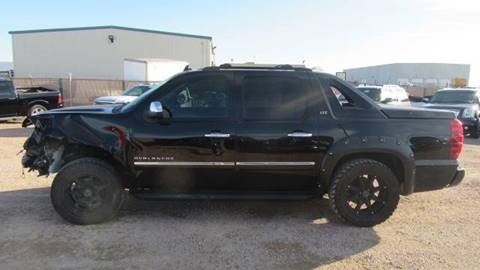 2012 Chevrolet Avalanche for sale in Tea, SD