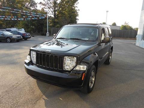 2008 Jeep Liberty for sale at Auto America in Monroe NC